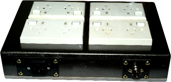 Power switch box