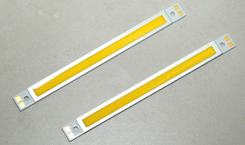 Fig 6. LED strips
