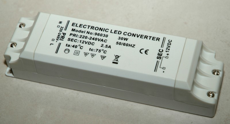 Fig. 7 LED PSU
